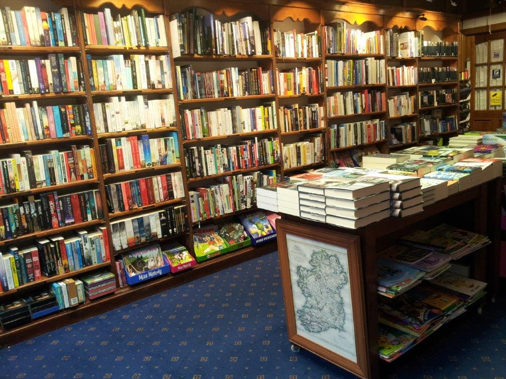 Kerr's Bookshop Interior